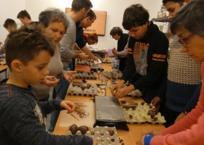 Raffin - Atelier chocolat - SR-TSCS 018