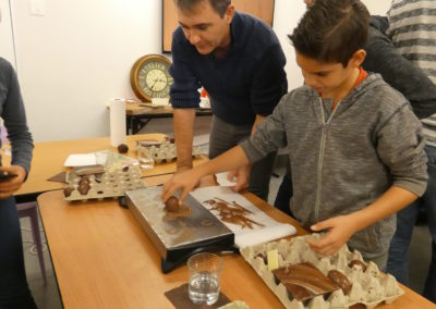 Raffin - Atelier chocolat - SR-TSCS 020