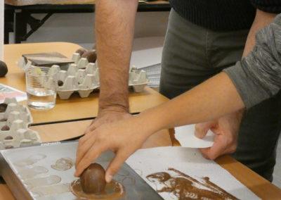 Raffin - Atelier chocolat - SR-TSCS 021